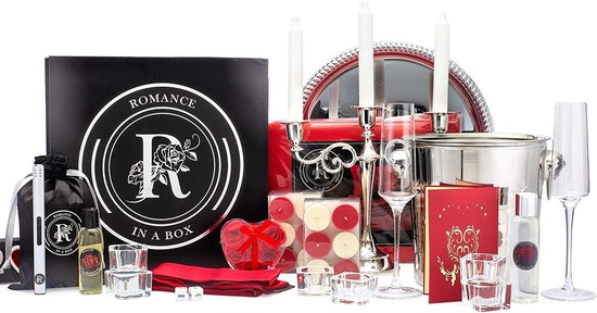 Romance Helpers Luxury Romance in a Box