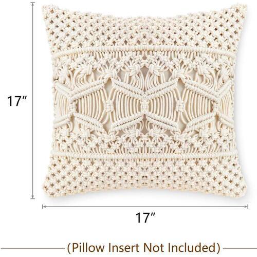 Mkono Throw Pillow Cover 2 pieces