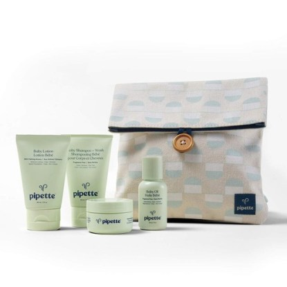Pipette Baby Travel Kit