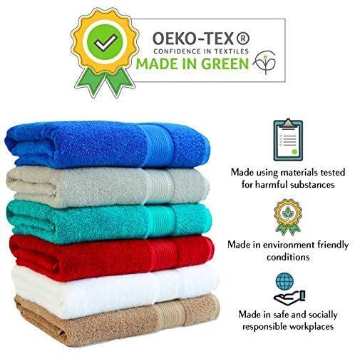 Trident Group 6 piece towel set