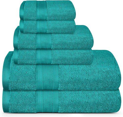 Trident cotton towel set