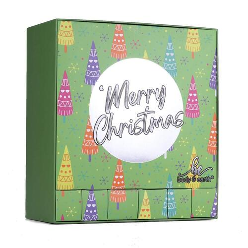 Bath Spa Christmas Gift Set for Her by Body and Earth