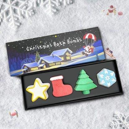DIGO Christmas Bath Bomb Gift Set