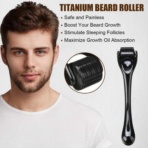 GLAMADOR 5 in 1 beard care gift set for dad, husband, boyfriend