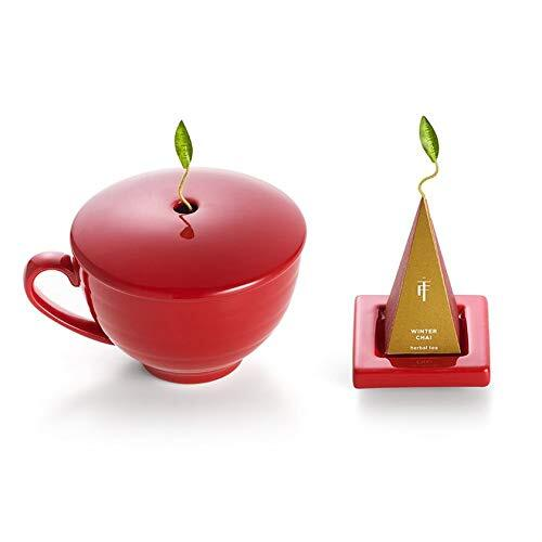 Tea Forte Mini Petite Presentation Box Tea Lovers Gift Set