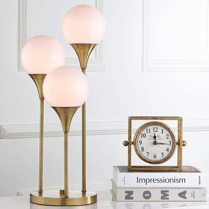 Safavieh 3 Bulb Decorative Table Lamps