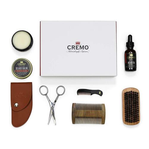 Cremo Beard Care Products