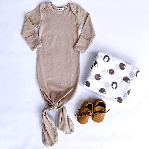 MOYA 5 practical items Baby Shower Gift Set for Boys and Girls