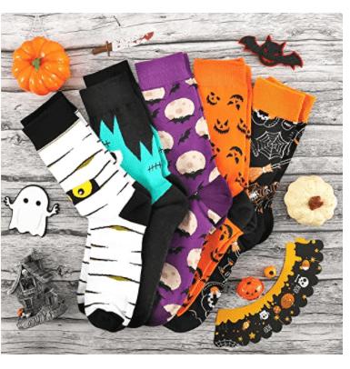 halloween-design-cotton-socks