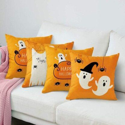 Halloween Throw Pillow Cover