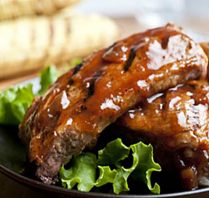 Honey BBQ Ribs