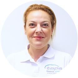 Arzu Ozgur BSc Physio MCSP
