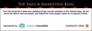 Top Sales & Marketing Blog 2013