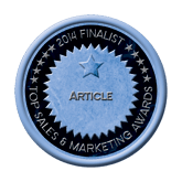 Finalist Medal - Article 2014 Top Sales & Marketing Awards