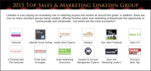 Top Sales & Marketing 2015 LinkedIn Group