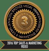 2016 Top Sales & Marketing Video - Bronze