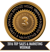 2016 Top Sales & Marketing Webinar - Bronze