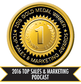 2016 Top Sales & Marketing Podcast - Gold
