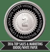 2016 Top Sales & Marketing eBook/White Paper - Silver