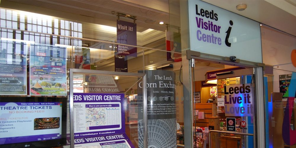 Case Study: Leeds Tourist Information Centre