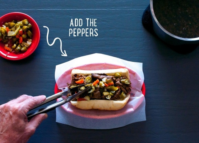 Portillo's Italian Beef copycat recipe by Todd Wilbur