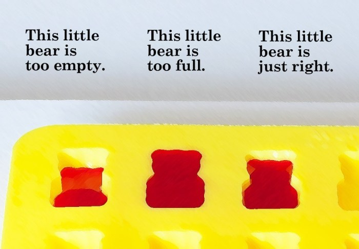 Haribo Gold-Bears Gummy Candy Hack