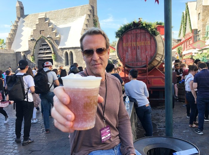 Harry Potter Butterbeer copycat recipe by Todd Wilbur