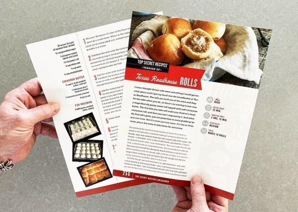 New Book! New Secrets! Top Secret Recipes Unleashed by Todd Wilbur