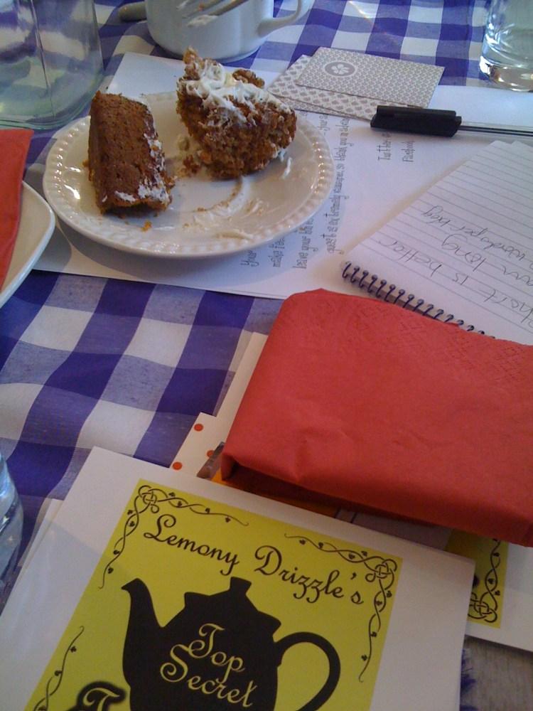 Love, care, family, tea, cake (1/5)