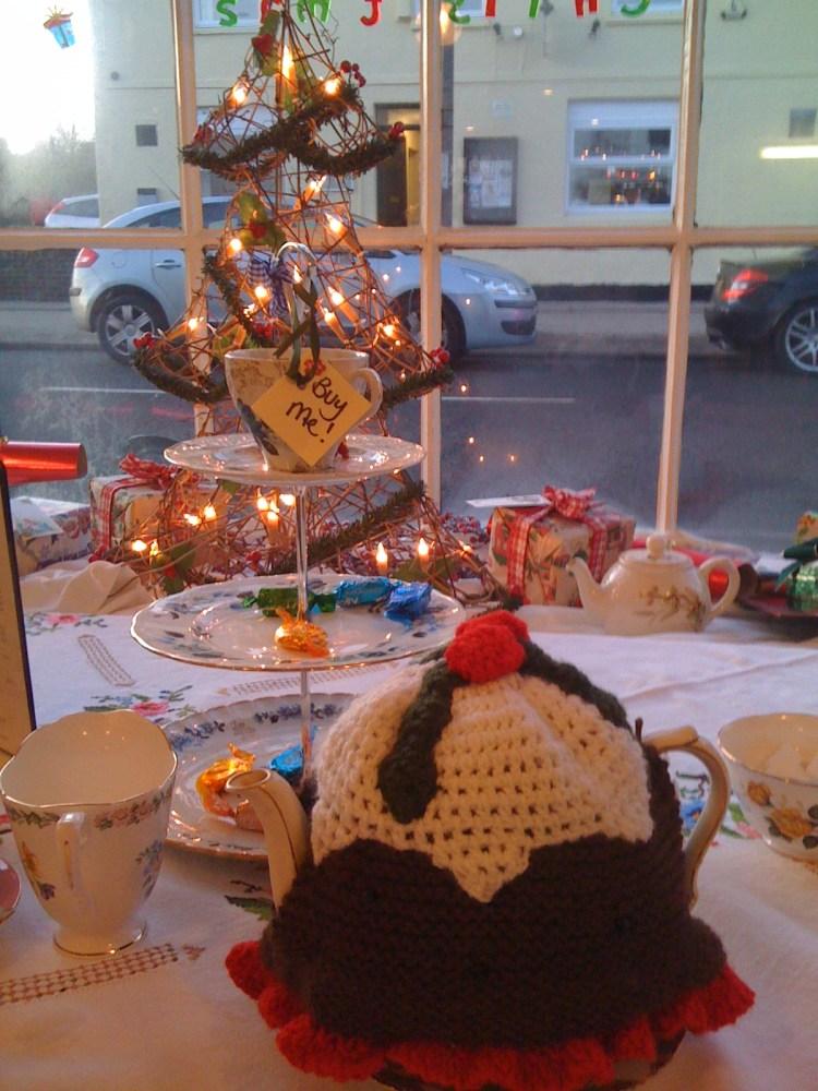 Review of Yaxley vintage tearoom (4/4)