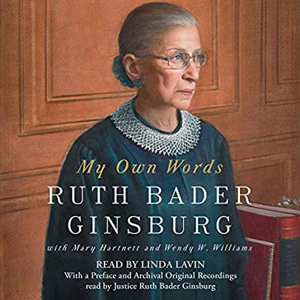 Ruth Bader Ginsburg: My Encounter with a Tiger.