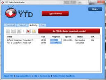 YTD Video Downloader Pro 5.9.10 Crack with License Key