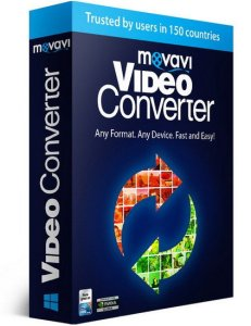 Movavi Video Converter 19.1.0 Crack