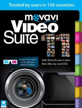 Movavi Video Suite 18.2.0 Crack