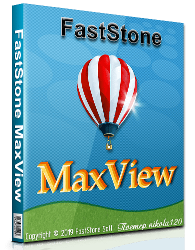 Fast Stone MaxView 3.3 Crack