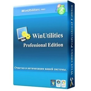 WinUtilities Professional Edition 15.7 Crack