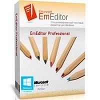 EmEditor Professional 20.6.1 (64-bit) Crack