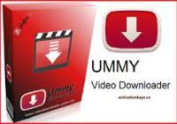 Ummy Video Downloader 1.10.5.3 Crack With Serial Number Free Download 2019