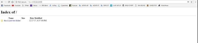 Cara Membuat FTP Server Pada Debian 8 - ftp with browser2-min