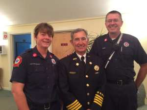 Photos: Topsfield Fire Department at 9/11 Ceremony