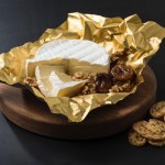 Artisan Food gold Foil Paper Sheets