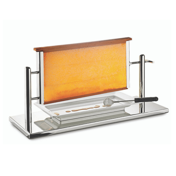Honeycomb Stand Stainless Steel