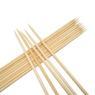 Long Bamboo Skewers 45cm