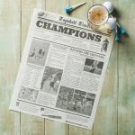 Greaseproof Food Paper - Sports Themed Print