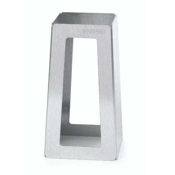 """Pyramid Riser 10"""" Stainless Steel"""