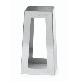 "Pyramid Riser 10"" Stainless Steel"