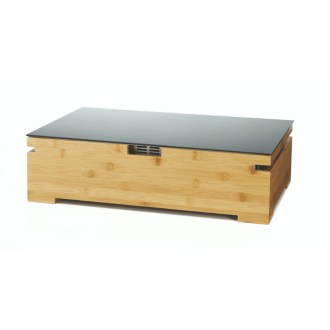 Multi-Chef™ Bamboo Double Induction Heater