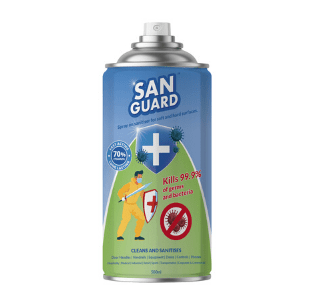 Surface Sanitisers, Cleaners and Disinfectants