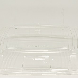 Clear Lid for Large Sugarcane Platter