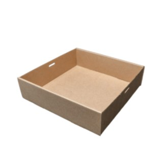 Square Large Catering Tray